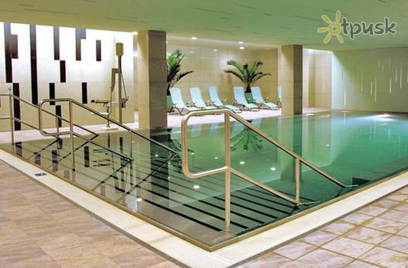 Фото отеля Aqua Hotel 2* Турчианске Теплице Словакия