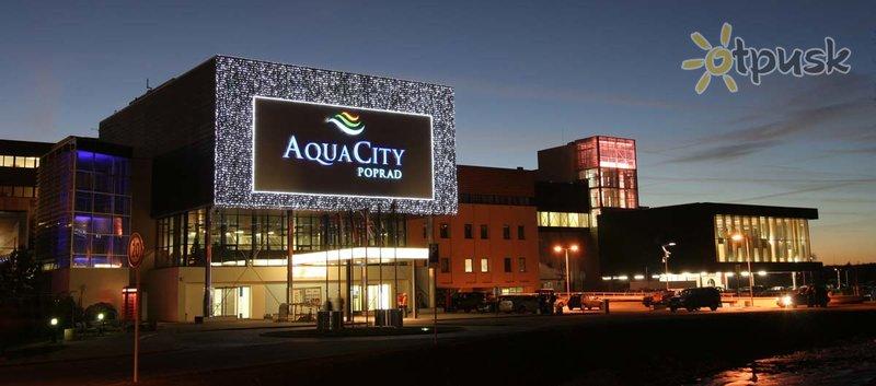 Фото отеля Aquacity Riverside 3* Попрад Словакия