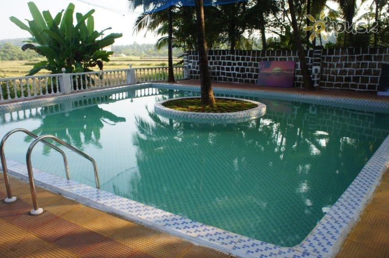 Фото отеля Fantasy Beach Resort 2* Северный Гоа Индия