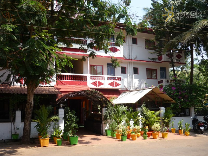 Фото отеля Failaka Hotel 2* Южный Гоа Индия