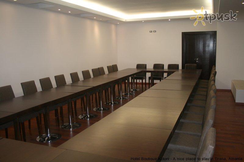 Фото отеля Boutique Kotoni Hotel 4* Тирана Албания