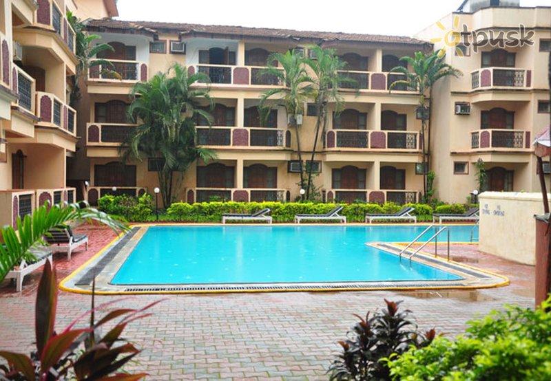 Фото отеля Abalone Resort 2* Северный Гоа Индия