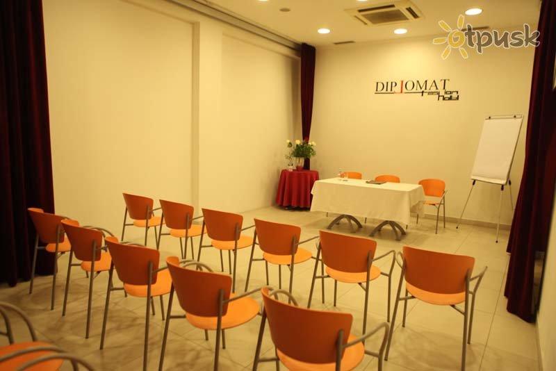 Фото отеля Diplomat Fashion Hotel 4* Тирана Албания