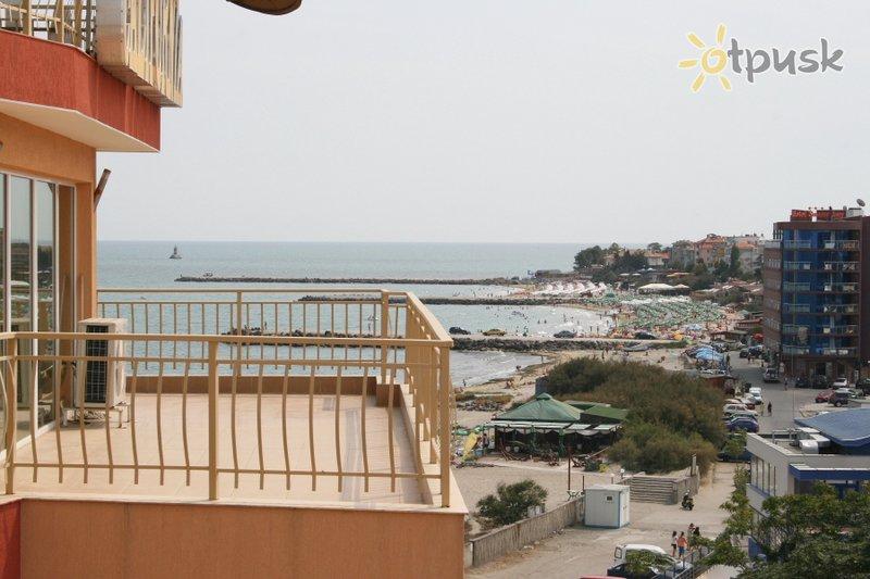 Фото отеля Alciona Beach 3* Поморие Болгария