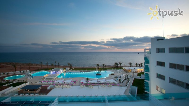 Фото отеля King Evelthon Beach Hotel & Resort 5* Пафос Кипр