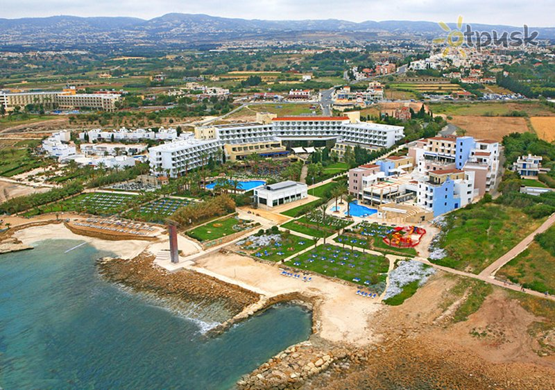 Фото отеля St. George Hotel Spa & Golf Beach Resort 4* Пафос Кипр