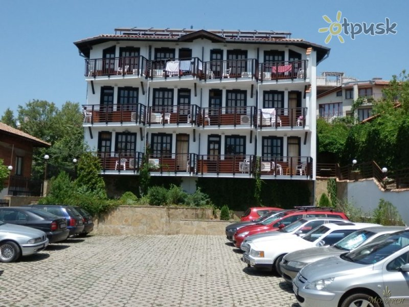 Фото отеля Agusta Hotel 3* Солнечный берег Болгария
