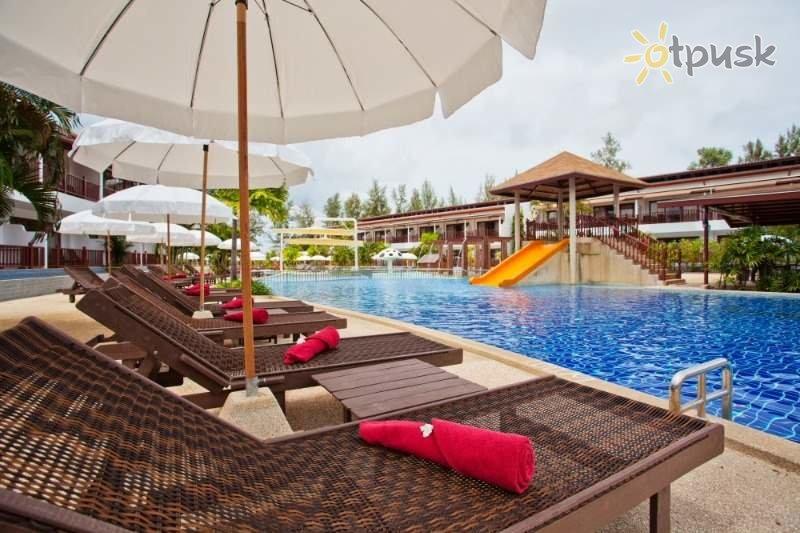 отель Arinara Bangtao Beach Resort 4*, Пхукет - описание, фото ... | 533x800