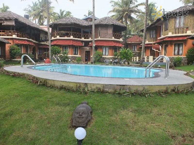 Фото отеля Krishnatheeram Ayur Holy Beach Resort 3* Керала Индия