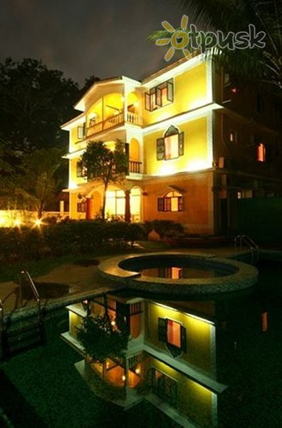 Фото отеля La Casa Siolim 3* Северный Гоа Индия