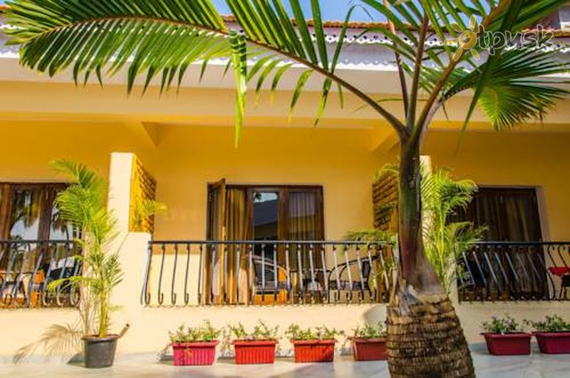 Фото отеля Sol Beso Resort Hotel 4* Северный Гоа Индия