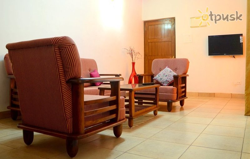 Фото отеля A's Holiday Retreat  Boutique Apartments 3* Южный Гоа Индия