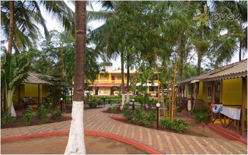Фото отеля Morjim Beach Resort 3* Северный Гоа Индия