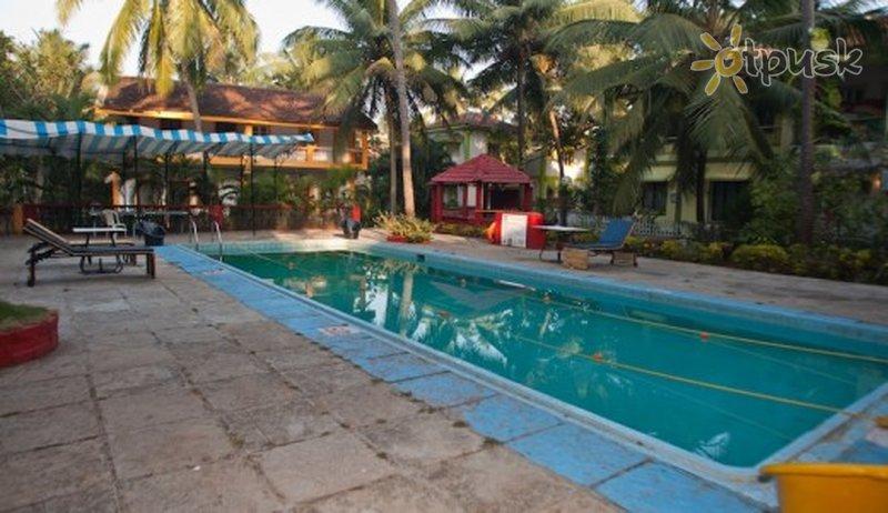Фото отеля Ondas Do Mar Beach Resort 2* Северный Гоа Индия