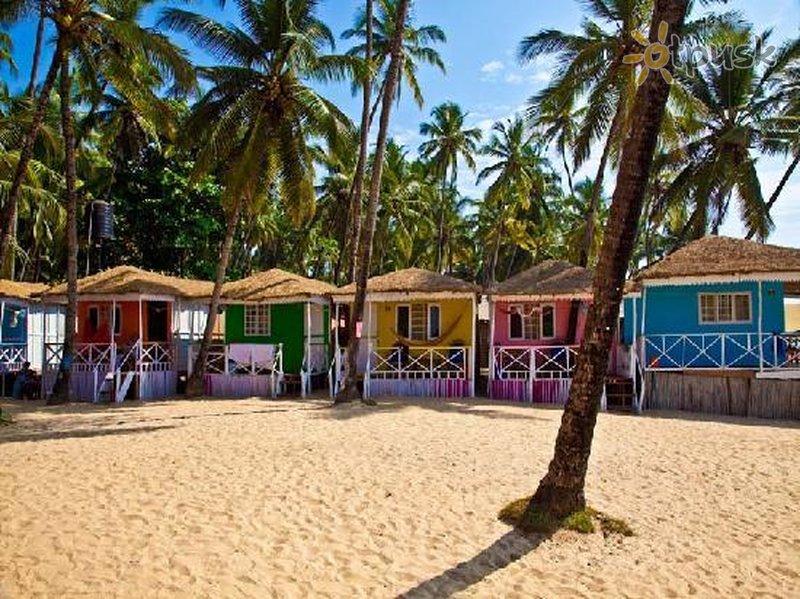 Фото отеля Cuba Beach Huts 2* Южный Гоа Индия