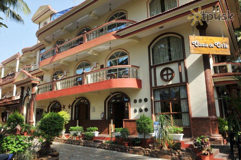 Фото отеля Casa De Cris 3* Южный Гоа Индия