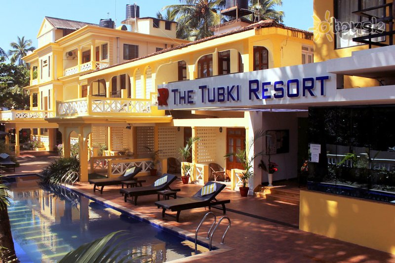 Фото отеля The Tubki Resort 3* Южный Гоа Индия
