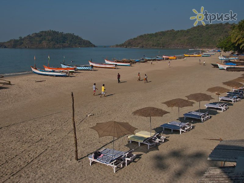 Фото отеля Palolem Beach Resort 2* Южный Гоа Индия