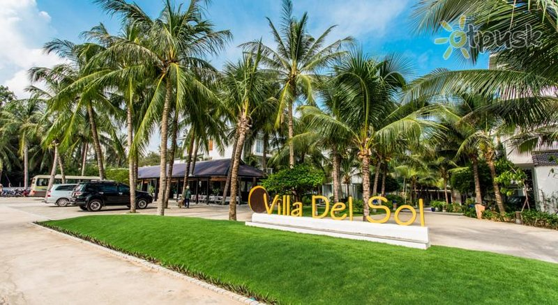 Фото отеля Villa Del Sol - Beach Villas & Spa 4* Фантьет Вьетнам