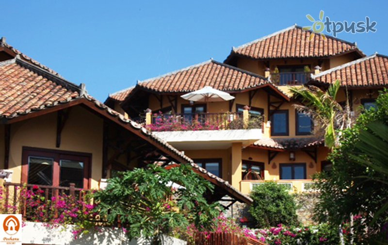 Фото отеля Poshanu Resort 4* Фантьет Вьетнам