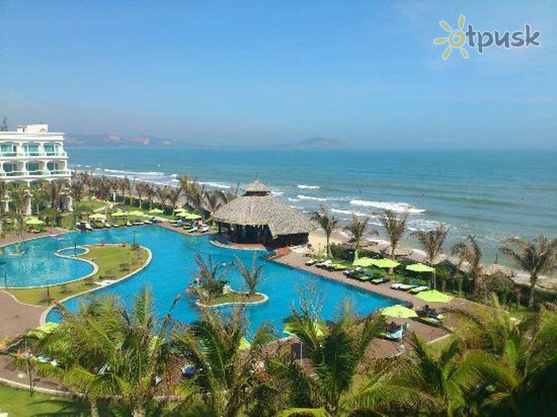 Фото отеля The Sailing Bay Beach Resort 4* Фантьет Вьетнам