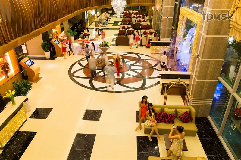 Фото отеля Galina Hotel & Spa 4* Нячанг Вьетнам