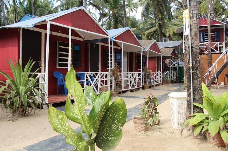 Фото отеля Neptune Point Beach Cottages 2* Южный Гоа Индия
