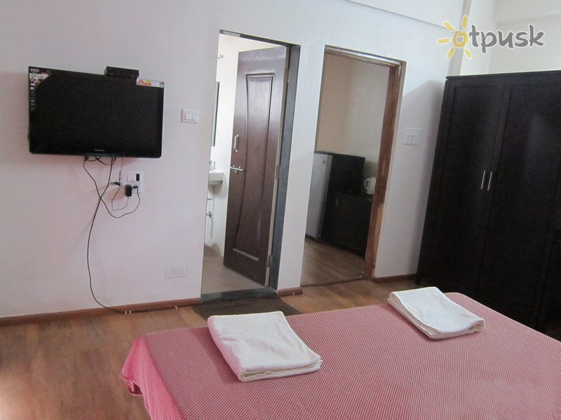 Фото отеля Mauryya Regency 2* Северный Гоа Индия