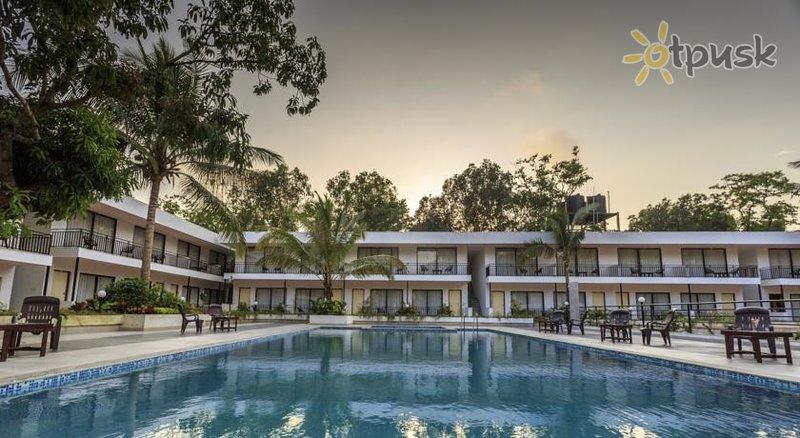 Фото отеля Le Pearl Goa Resort & Spa 4* Северный Гоа Индия