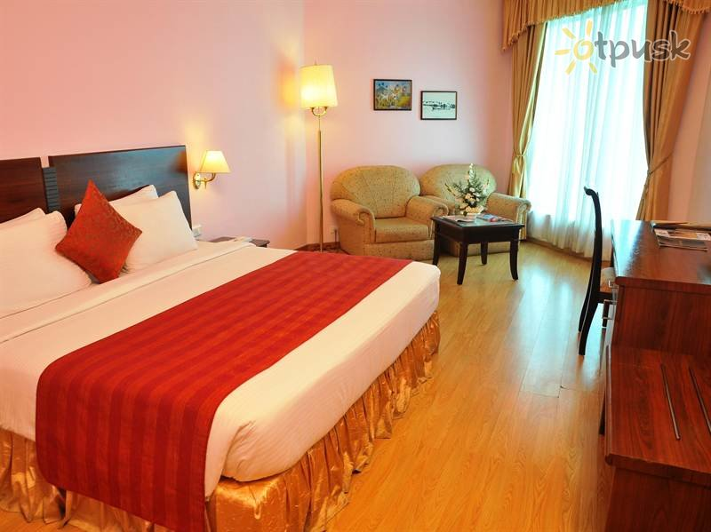 Фото отеля The Quilon Beach Hotel 5* Керала Индия