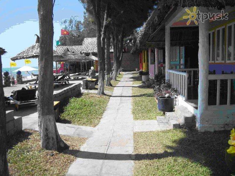 Фото отеля Green Coconut Resort 2* Фантьет Вьетнам