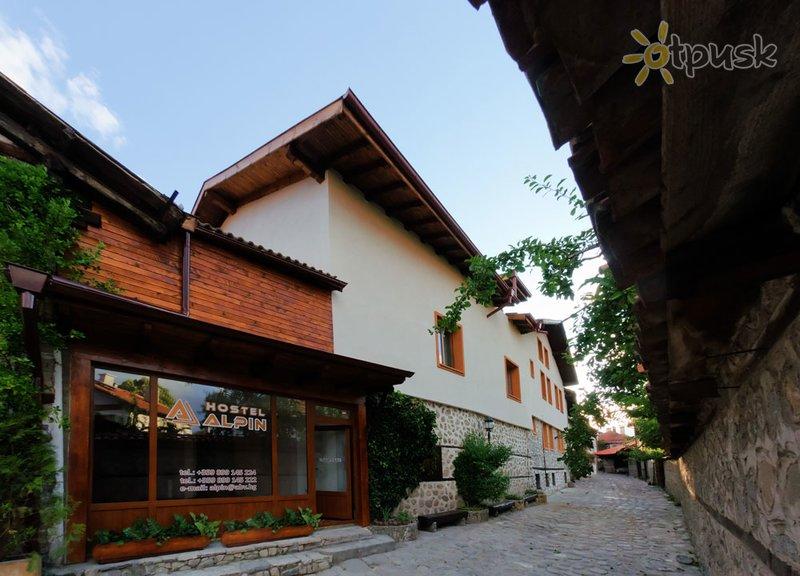Фото отеля Alpin Hotel 2* Банско Болгария