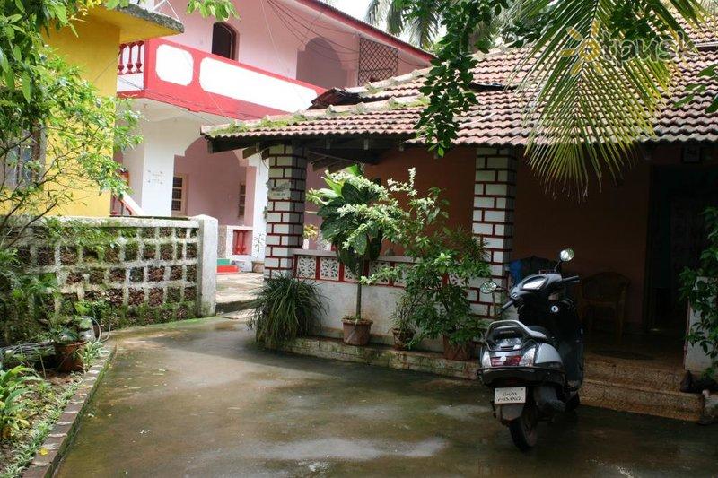 Фото отеля Sailors Inn 2* Северный Гоа Индия