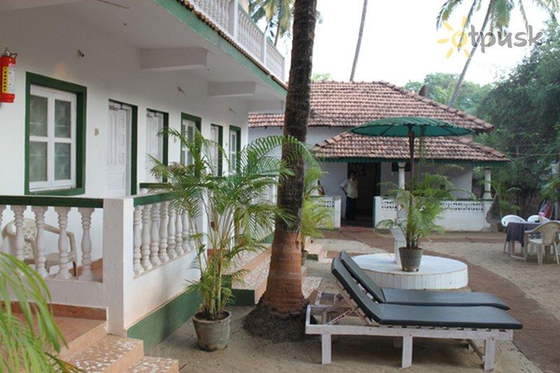 Фото отеля Mandrem Retreat Chillax Stay 2* Северный Гоа Индия