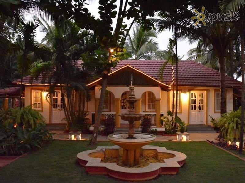 Фото отеля Casa Anjuna 4* Северный Гоа Индия