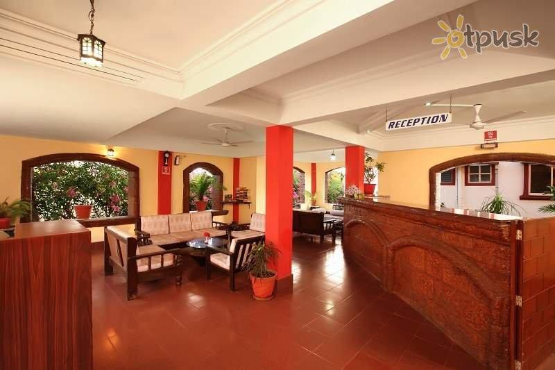 Фото отеля Colonia Jose Menino 2* Южный Гоа Индия