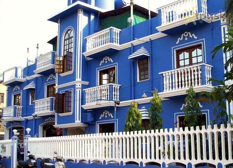 Фото отеля Seagull Hotel 2* Северный Гоа Индия