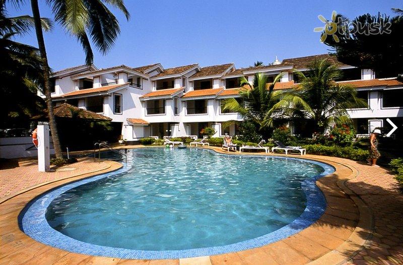 Фото отеля Lagoa Azul Resort 3* Северный Гоа Индия