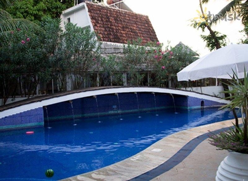 Фото отеля Mykonos Blu Hotel 3* Северный Гоа Индия