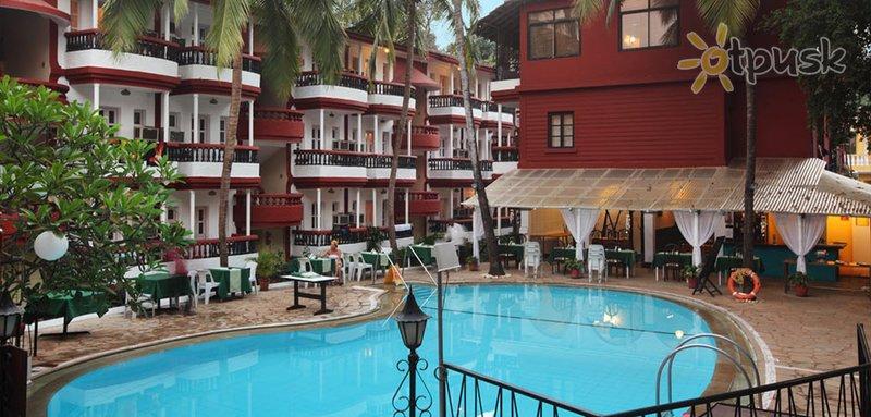 Фото отеля Santiago Beach Resort 3* Северный Гоа Индия