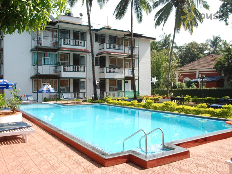 Фото отеля Valentines Retreat 2* Северный Гоа Индия