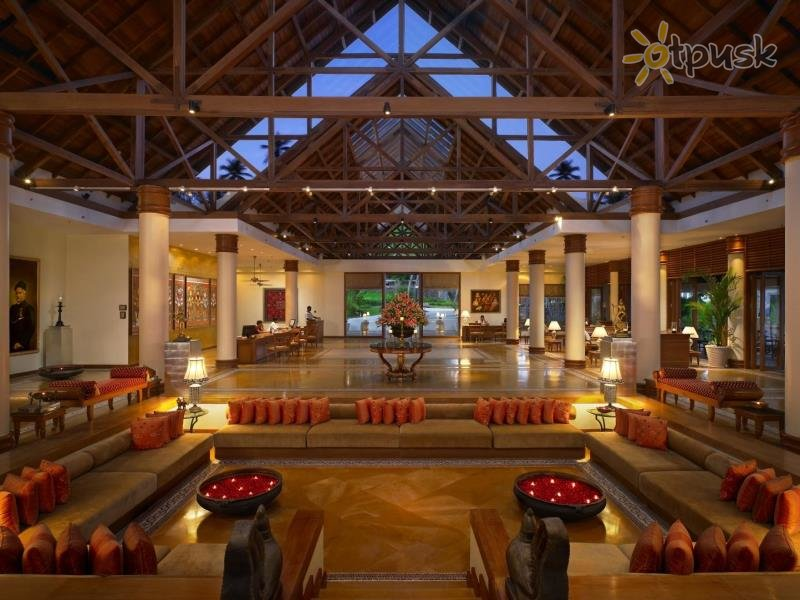 Фото отеля The Leela Kovalam 5* Керала Индия