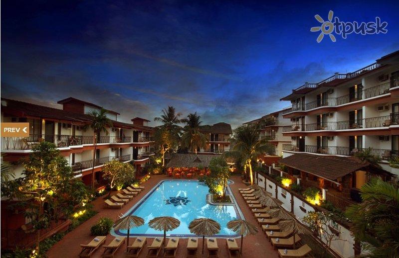 Фото отеля Pride Sun Village Resort & SPA 4* Северный Гоа Индия