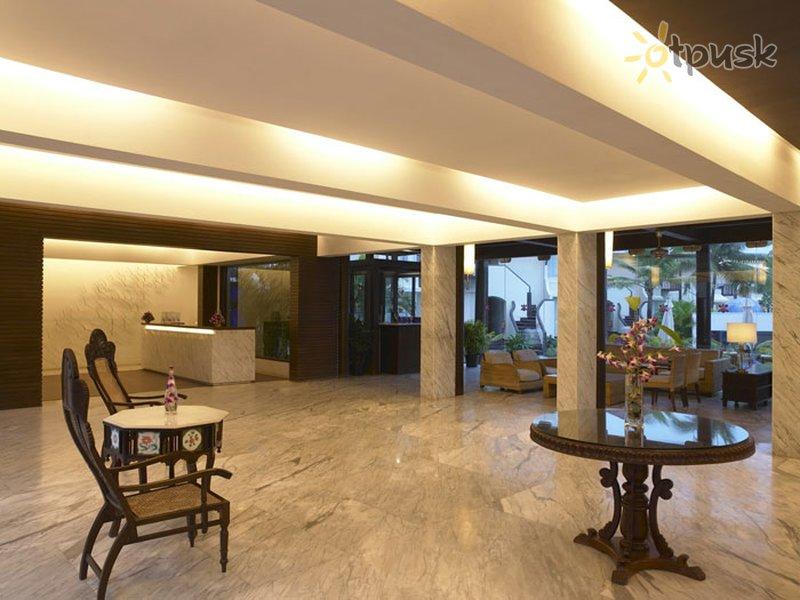 Фото отеля Royal Orchid Beach Resort & Spa Goa 5* Южный Гоа Индия