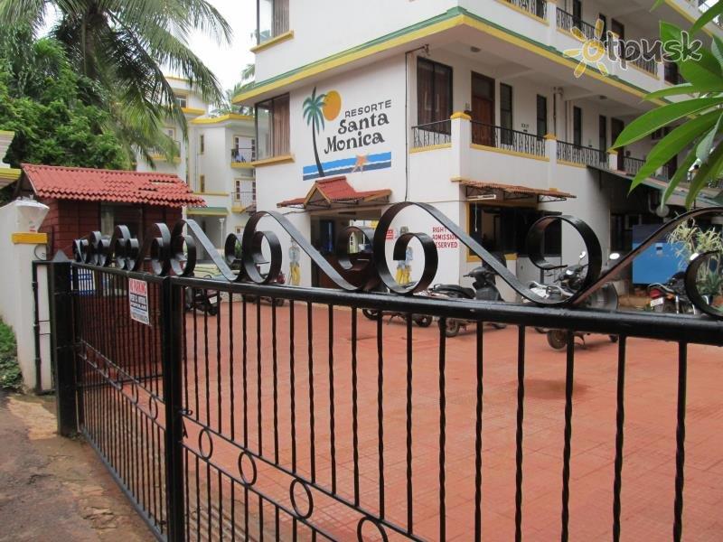 Фото отеля Resorte Santa Monica 3* Северный Гоа Индия