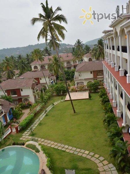 Фото отеля Resort Rio 5* Северный Гоа Индия