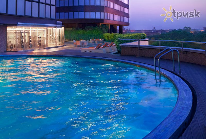 Фото отеля Le Meridien New Delhi 5* Дели Индия