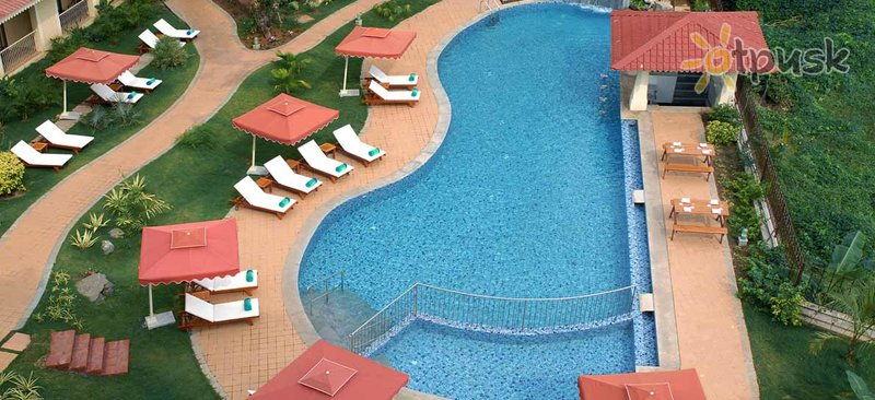Фото отеля Fortune Acron Regina 4* Северный Гоа Индия