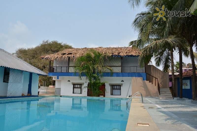 Фото отеля Casa Baga 3* Северный Гоа Индия