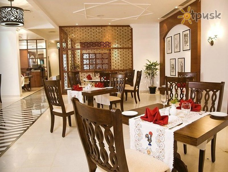 Фото отеля Radisson Blu Resort Goa 5* Южный Гоа Индия